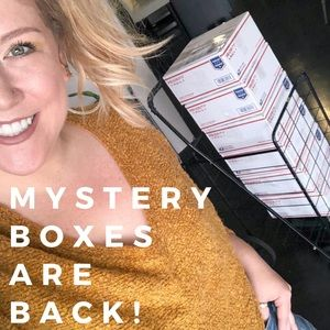 Other - Moving blowout sale: Mystery Boxes 🎁